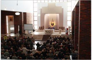 Msza św. za ofiary tragedii Smoleńskiej
