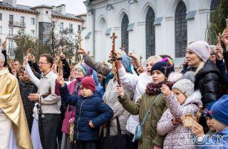 Парафіяльныя місіі завяршыліся на Залатой Горцы ў Мінску